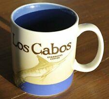 Starbucks Coffee Mug 16oz Los Cabos 2011 Global Icon Collectors Series Cup