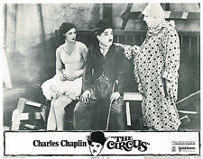 THE CIRCUS (1928) Charlie Chaplin Original Silent Film Comedy Lobby Card Set (8)