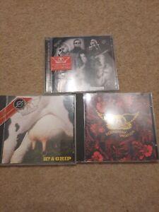 Aerosmith Music Cd Bundle