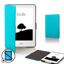 Forefront Carcasas Azul Funda Smart Amazon Kindle 2016 Protector De Pantalla &