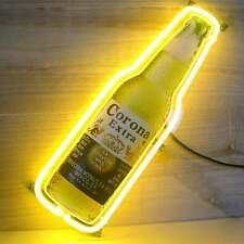 "New Corona Extra Beer Logo Neon Light Sign 17""x14"""
