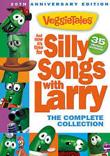 Veggie Tales: And Now It's Time for Silly Songs with Larry: The Complete Collect