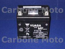 BATTERIA YUASA TTZ7S = YTZ7S BMW HP4 1000 DAL 2012 AL 2013