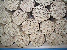 Laternenstab Holz, 10 Rundstäbe 81 cm lang 10 Stück besonders stabil 8mm dick