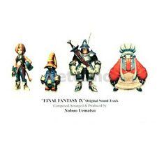 Final Fantasy FF IX 9 Original Soundtrack 4 CD Music OST Anime MIYA