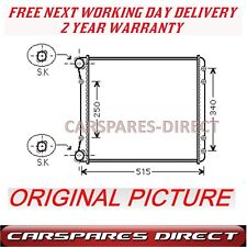 AUDI A2 1.2 1.4 1.6 00>05 MANUAL AUTOMATIC RADIATOR NEW