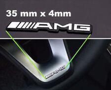 Logo Fregio Stemma Emblema Volante MERCEDES AMG CLASSE A B C E SLK Altoparlanti