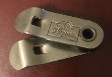 Rare Vintage Hamm's Beer Folding Bottle/Can Opener Keychain - Very Nice Gadget!