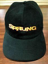 Vintage Sprung 1997 Movie Film Studio Release Snapback Hat Trimark Pictures VGC