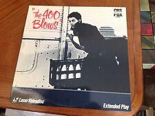 The 400 Blows Laserdisc
