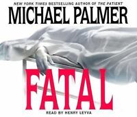 Fatal 2002 by Palmer, Michael 0553755897 Ex-library