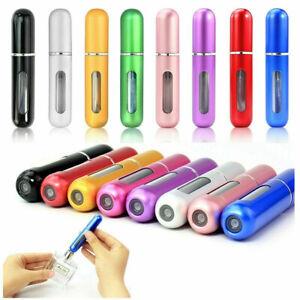 Mini Portable Travel Perfume Atomizer Small Bottle Disinfectant Spray Refillable