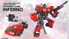 Hasbro Transformers Potp Power of The Primes Voyager Class Inferno