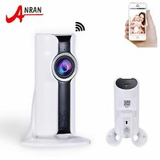 HD 1280x960p Wi-Fi Network Wireless Surveillance Camera Mic Audio 180 degree 3D