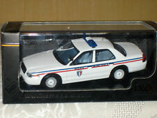 "IXO Ford Crown Victoria Police Municipal ""Montpellier"" Diecast 1/43 MOC067"