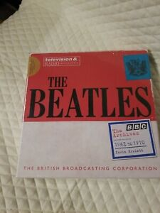 THE BEATLES BBC ARCHIVES 1962-1970 BOXED SET 336 PAGE HARDCOVER, Photo, More.