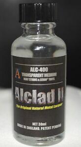 ALCLAD2, ALC400, TRANSPARENT MEDIUM