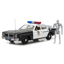 Dodge Monaco Metropolitan Police Terminator 1984 1/18 - 19042 GREENLIGHT