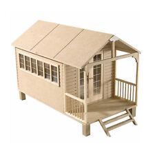 "Dolls House 1300 ""Summer House Kit"" kleines Puppenhaus 31,5 x 49 x 24,1 cm NEU!#"