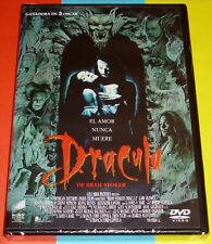 DRACULA de Bram Stoker / Bram Stoker's Dracula DVD R2 Precintada