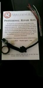 Vauxhall Opel ASTRA H (mk5) rear Door wiring Replacement repair kit ●FITS ALL●