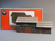 LIONEL BUCKING FEED & TACK BUILDING O GAUGE scenery train farm supply 6-84599