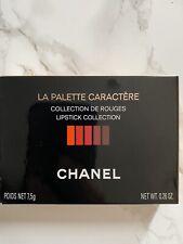 CHANEL La Palette Chanel Caractere Lipstick Collection New 7.5 g