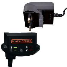 Black & Decker Genuine Charger 18v Bl1518 Battery Lithium Ion Slide UK Plug