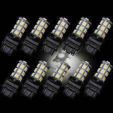 20Pcs 3157 White 18SMD 5050 T25 Reverse Brake Stop Tail Back Up LED Light Bulb