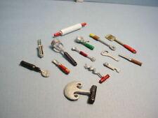 Miniature Utensil Jar wi Tools Ceramic #67A-1  Karen/'s Miniatures 1//12