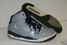 Nice Gray Air JORDAN Nike Hi Top Flight SC-1 2012 Men's SZ 9.5 RARE NM