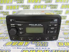 AUTORADIO CHANGEUR 6 CD AVEC CODE REF.YS4F-18C815-AC FORD FOCUS / PUMA / MONDEO