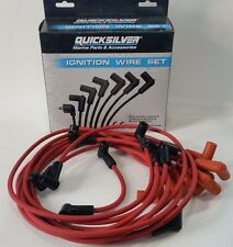 mercruiser ignition starting systems mercruiser ignition spark plug wire set for v8 305 350 377 84 816608q83