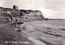 # LAVINIO LIDO: TOR CALDARA