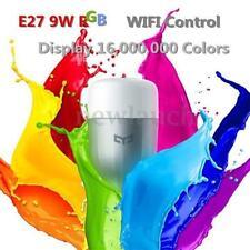 Ampoules multicolore pour la maison E27