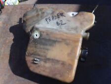 85-89 Yamaha Phazer snow parts: OIL INJECTION TANK #2