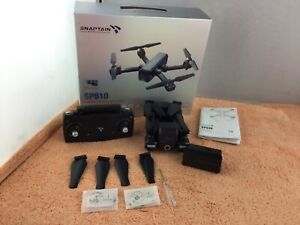 Snaptain (SP510) Foldable Drone With GPS, 2.7K HD Camera - USED