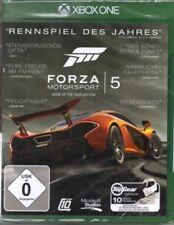 Forza Motorsport 5 - Game of the Year Edition - Xbox One - deutsch - Neu / OVP