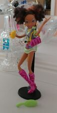 VHTF 2008 Mattel Winx Club Layla / Aisha Disco dance doll!! RARE! Enchantix!!