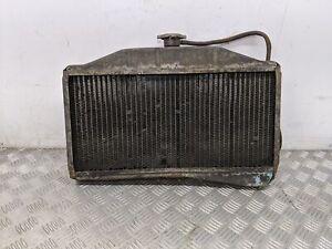 MORRIS MINOR 1000 1965 RADIATOR TRAVELLER