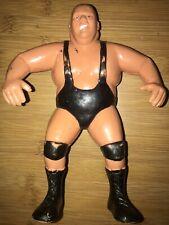 1985 King Kong Bundy Ljn Titan Sports Wwf Wwe Wrestler Wrestling vintage Figure