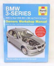 3 Series Haynes Car Service & Repair Manuals