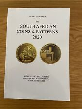 South Africa South African Brian Hern´s Handbook on coins and patterns 2020