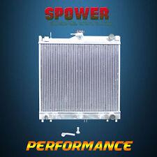 Aluminum Radiator For SUZUKI JIMNY SN413 HARDTOP 1.3L AUTO 10/1998-On + Cap