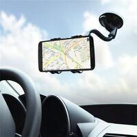 Universal 360° drehbar KFZ Autohalterung Windschutzscheibe Handy Halterung Neu