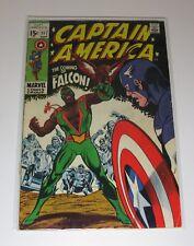 Captain America #117 (1St Falcon) Fn