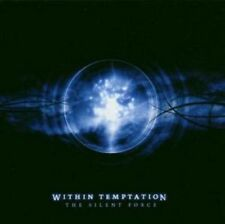 WITHIN TEMPTATION / THE SILENT FORCE - STANDARD VERSION * NEW CD 2004 * NEU
