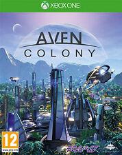 Aven Colony - XBOX ONE ITA - NUOVO/SIGILLATO [XONE0439]