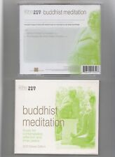 BUDDHIST MEDITATION = {3xCDs} = MUSIC FOR CONTEMPLATION REFLECTION & INNER PEACE