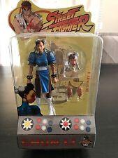 NEW SEALED Street Fighter Figure Chun li Round 1 CAPCOM  SOTA TOYS 2004
